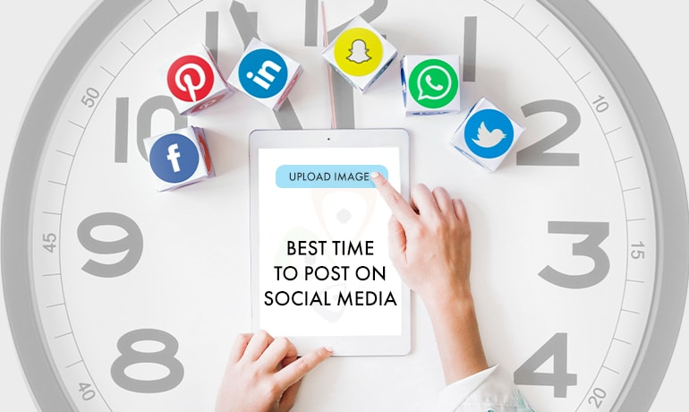 The Best Times For Your Social Media Posts